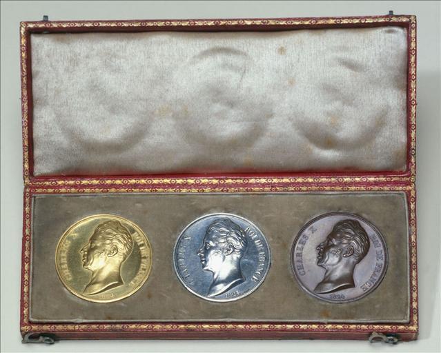Avènement de Charles X (1757-1836) à la couronne de France, 16 septembre 1824