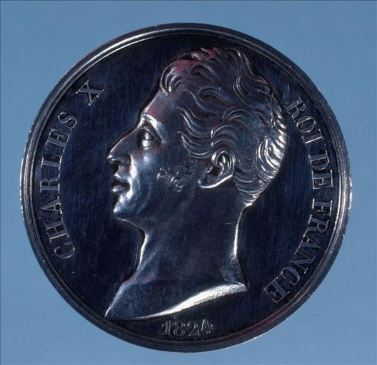 Avènement de Charles X (1757-1836) à la couronne de France, 16 septembre 1824_0