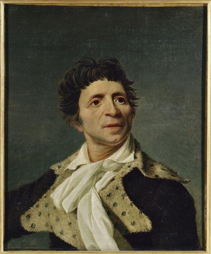 Portrait de Jean-Paul Marat (1743-1793), homme politique_0