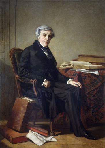 Jules Michelet (1798-1874), historien