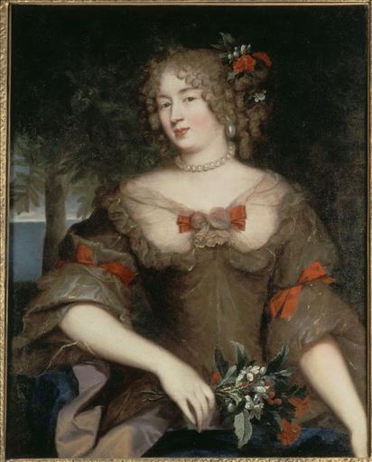 Françoise-Marguerite de Sévigné, comtesse de Grignan (1648-1705), vers 1669_0