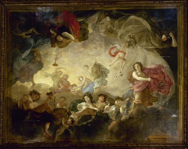 Le Lever de l'Aurore, dit aussi, Apollon et les Heures (autre titre)_0