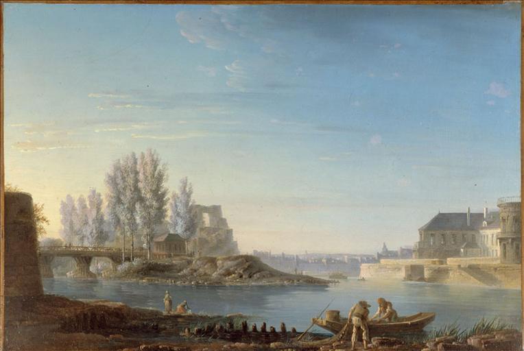 L'Ile Louviers et la Pointe de l'île Saint-Louis (actuel 4ème arrondissement)_0