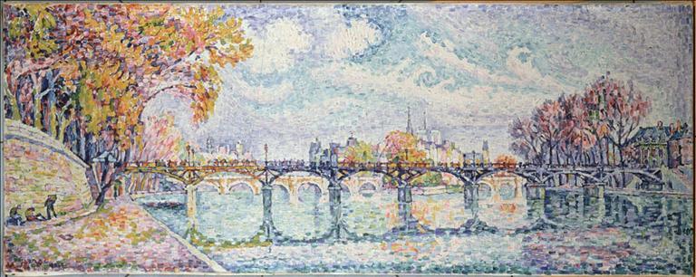 Le pont des Arts (1er arrondissement)_0