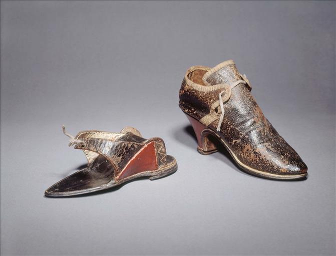 Chaussure de femme, patin_0