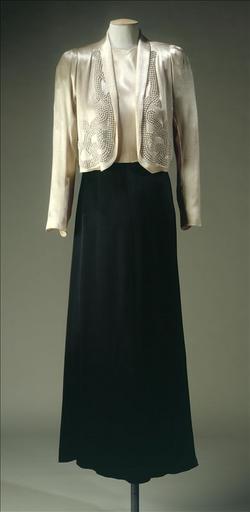 Ensemble, veste, robe_0