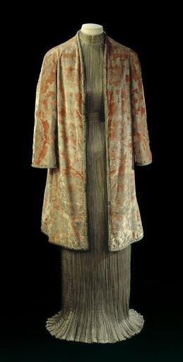 Ensemble, robe, manteau_0