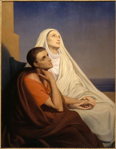 Saint Augustin et Sainte Monique_0