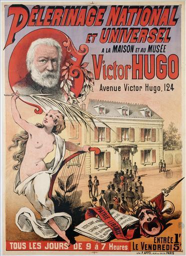 Pèlerinage national et universel à la maison et au Musée Victor Hugo, Avenue Victor Hugo, 124_0