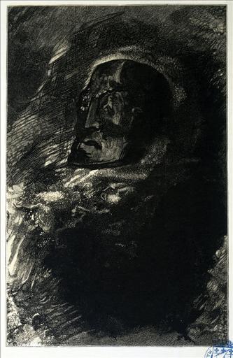 Album de gravures d'après les dessins de Victor Hugo pour les Travailleurs de la mer : Clubin sous la lame (planche 47) - 1882_0