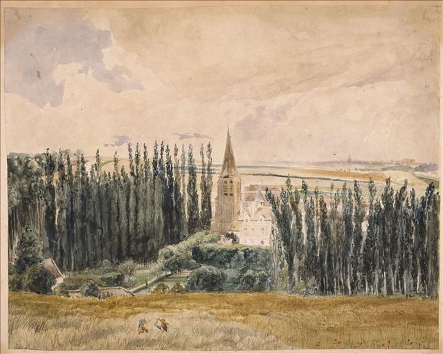 Gentilly, vers 1829_0