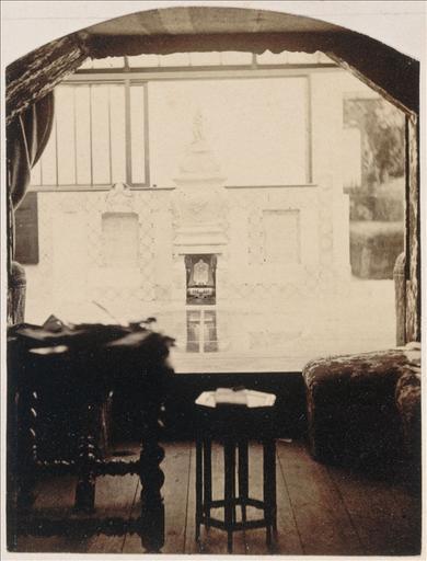 Le Look-out à Hauteville House, 1862_0