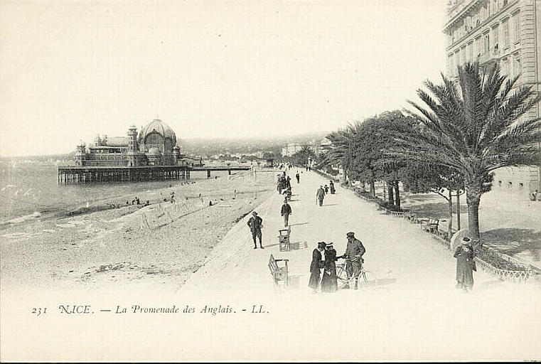 231 NICE. - La Promenade des Anglais_0