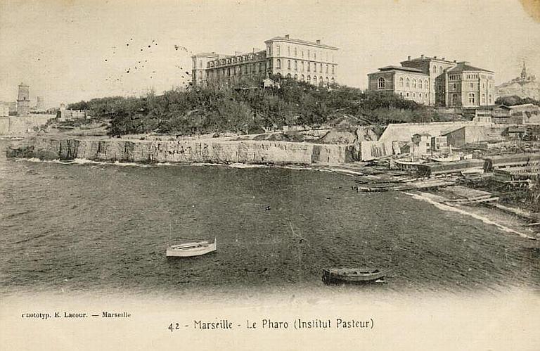 42 - Marseille - Le Pharo (Institut Pasteur)_0