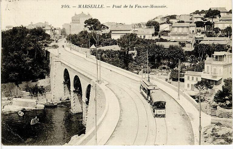 240. - MARSEILLE. - Pont de la Fausse-Monnaie_0