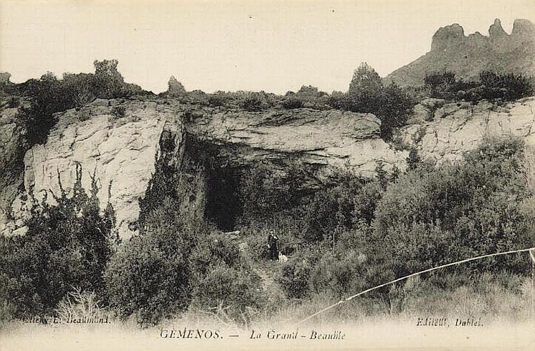 GEMENOS - Le Grand Beaulile (?)_0