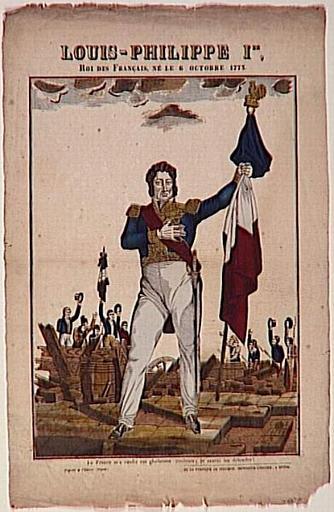 LOUIS-PHILIPPE 1.er, / ROI DES FRANCAIS, NÉ LE 6 OCTOBRE 1775. (titre inscrit)_0