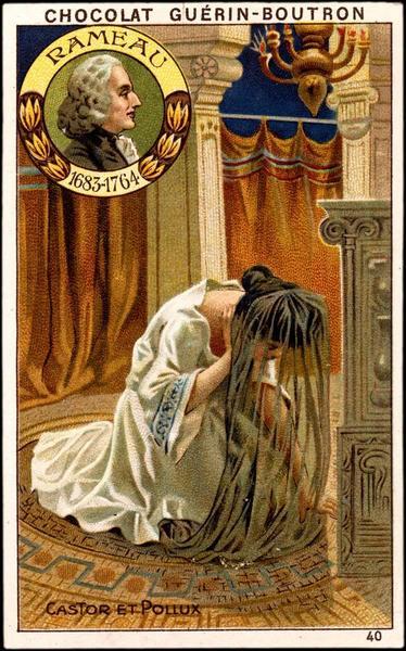 RAMEAU / 1683-1764 / CASTOR ET POLLUX (titre inscrit)_0