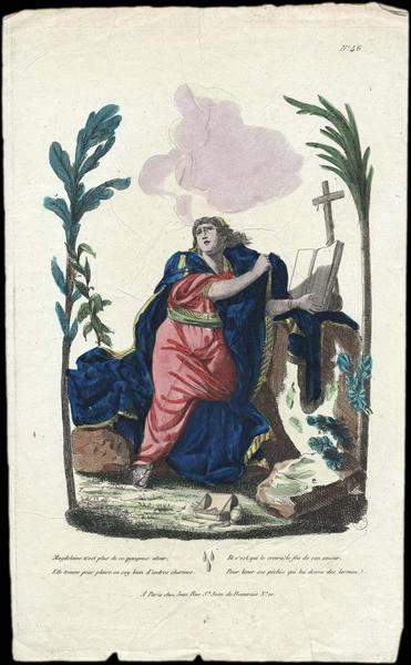 Sainte Madeleine (titre factice)