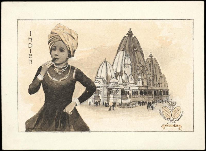 INDIEN (titre inscrit) [exposition universelle de 1900]