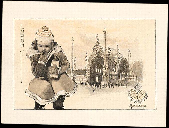 LAPON (titre inscrit) [exposition universelle de 1900]