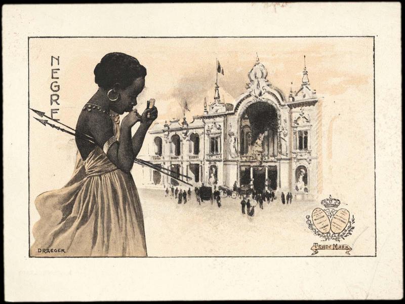 NEGRE (titre inscrit) [exposition universelle de 1900]