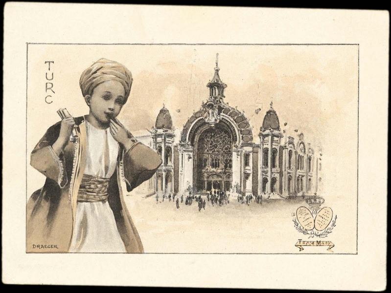 TURC (titre inscrit) [Exposition Universelle 1900]