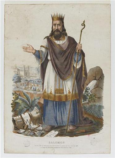 SALOMON (titre inscrit)