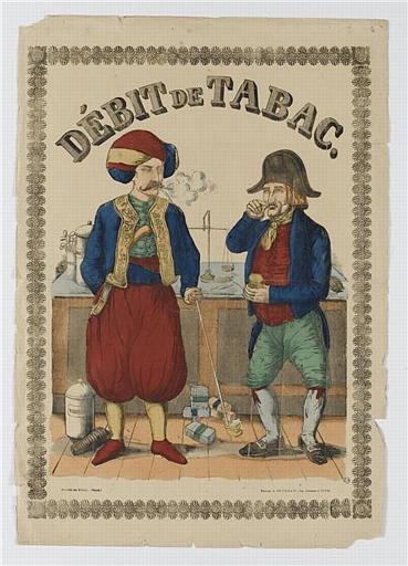DEBIT DE TABAC (titre inscrit)