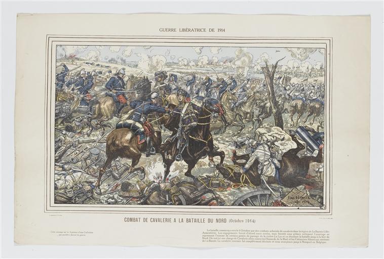 GUERRE LIBÉRATRICE DE 1914 (titre inscrit)