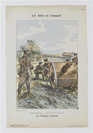Les Alliés en campagne (titre inscrit)