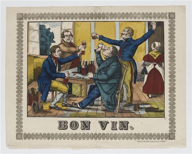 BON VIN (titre inscrit)