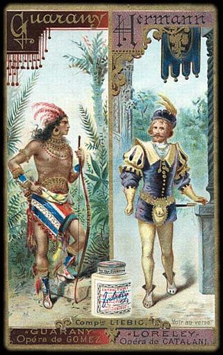 Guarany, GUARANY Opéra de GOMEZ Hermann / LORELEY Opéra de CATALANI (titre inscrit)