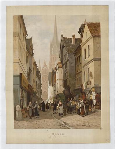 Rouen (titre inscrit)