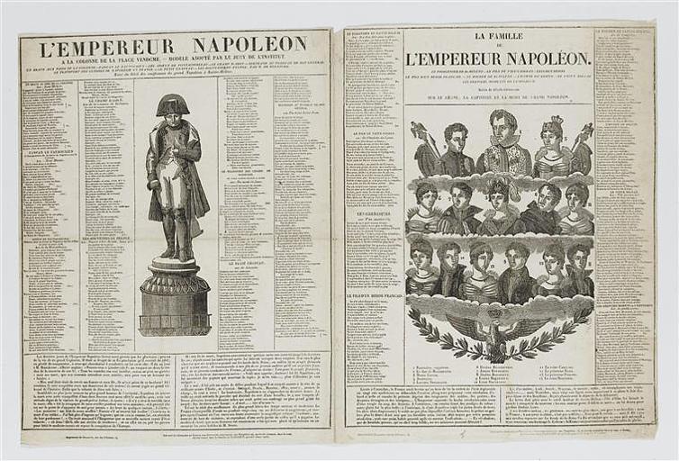 L'EMPEREUR NAPOLEON (titre inscrit)