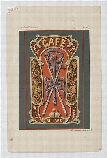 CAFÉ  (titre inscrit)