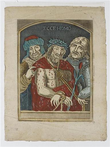ECCE HOMO (titre inscrit)