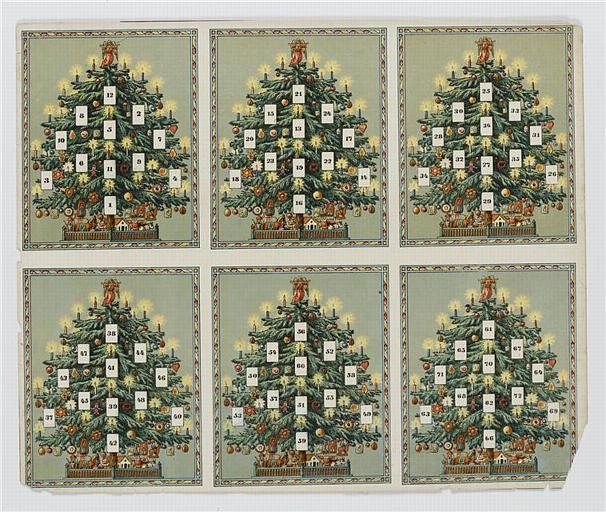 loto au sapin de Noël (titre factice)