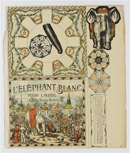 L'ELEPHANT BLANC / PREDIT L'AVENIR (titre inscrit)