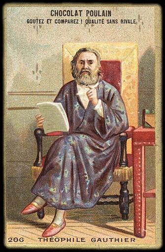 206 THEOPHILE GAUTHIER (titre inscrit)
