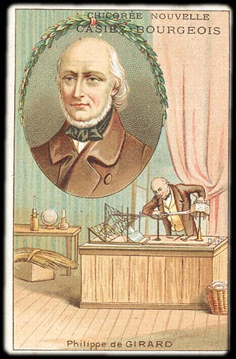 Philippe de GIRARD (titre inscrit)