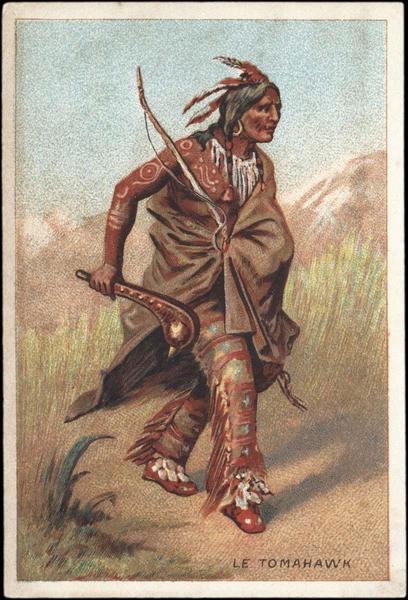 LE TOMAHAWK (titre inscrit)