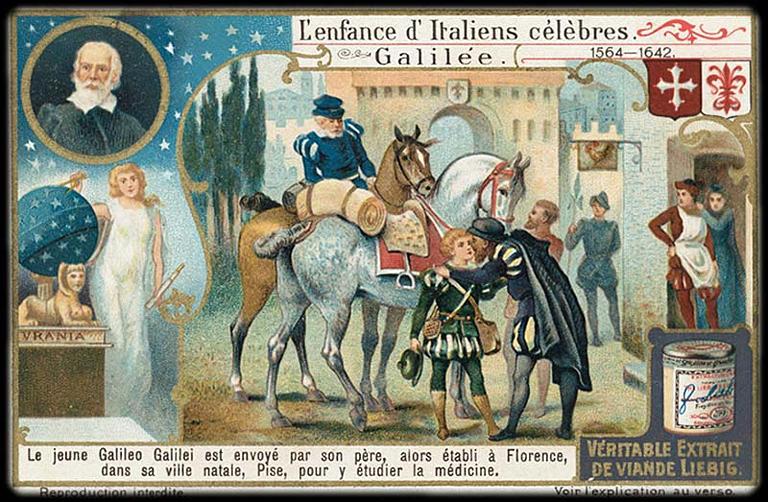 Galilée 1564-1642 (titre inscrit)