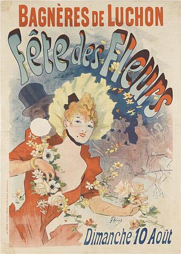 BAGNÈRES DE LUCHON / Fête des Fleurs (titre inscrit)