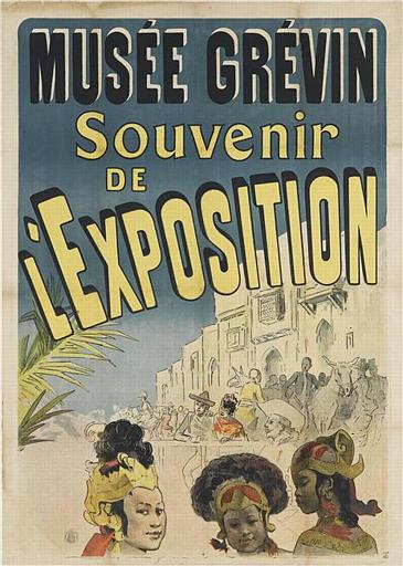 MUSÉE GRÉVIN (titre inscrit)