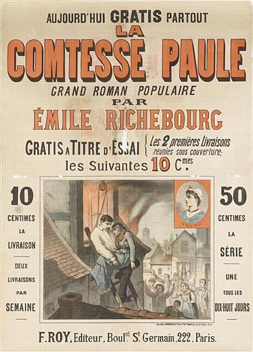 LA / COMTESSE PAULE (titre inscrit)