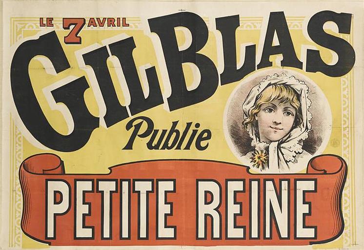 GILBLAS / Publie / PETITE REINE (titre inscrit)