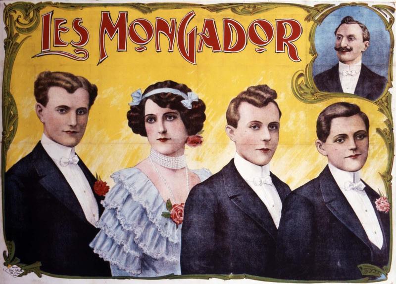 LES MONGADORS (titre inscrit)