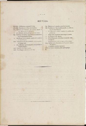 FUHR Charles Jérémie (lithographe), CARJAT Etienne (photographe), LEMERCIER & Cie (imprimeur) : Pierre Leroux