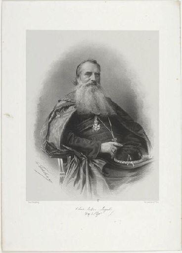 Louis Antoine Augustin, Evêque d'Alger